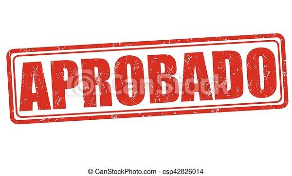 Firma o sello - csp42826014