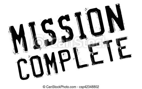 Misión completa - csp42348802