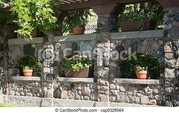 Estate Garden   Csp0328564