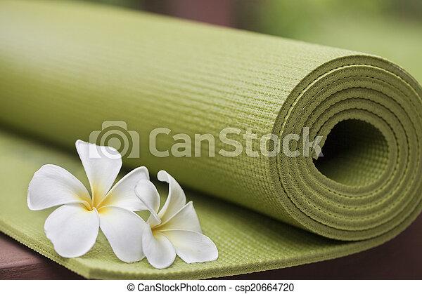 esteira yoga - csp20664720