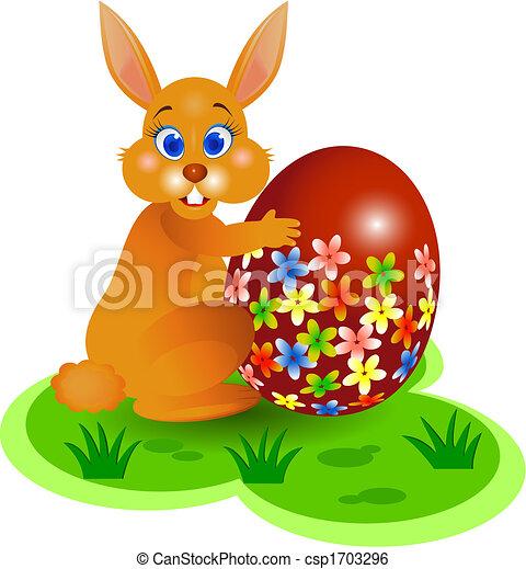 ester, coniglio - csp1703296