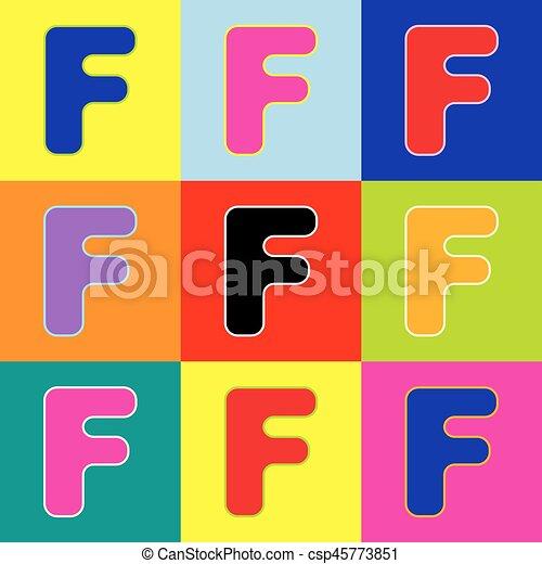 Estilo Jogo Element Modelo Coloridos F Icones Sinal 3