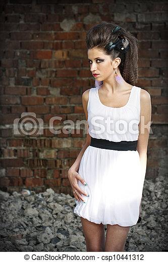 estilo, moda - csp10441312