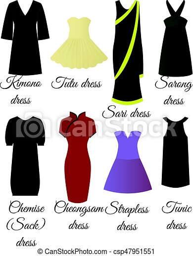 Estilos Vestidos Estilos Conjunto Vestidos