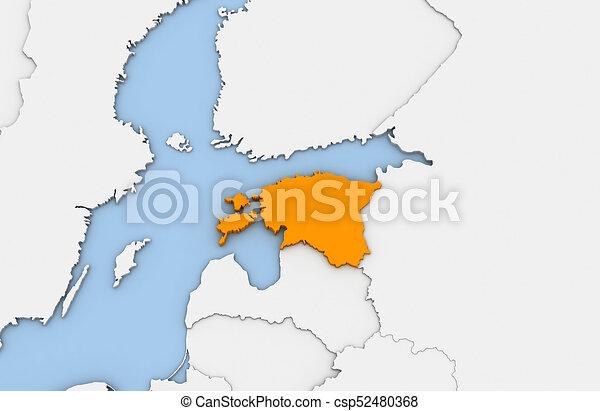 estonia csp52480368