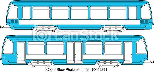 estrada ferro, transporte - csp10049211