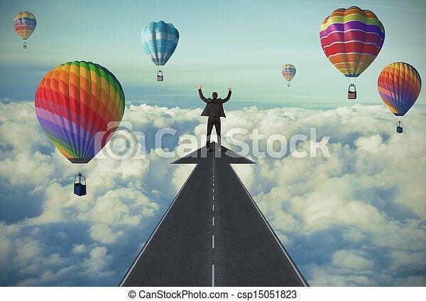 estrada, sucesso - csp15051823