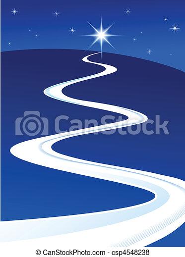 Estrella guía - csp4548238