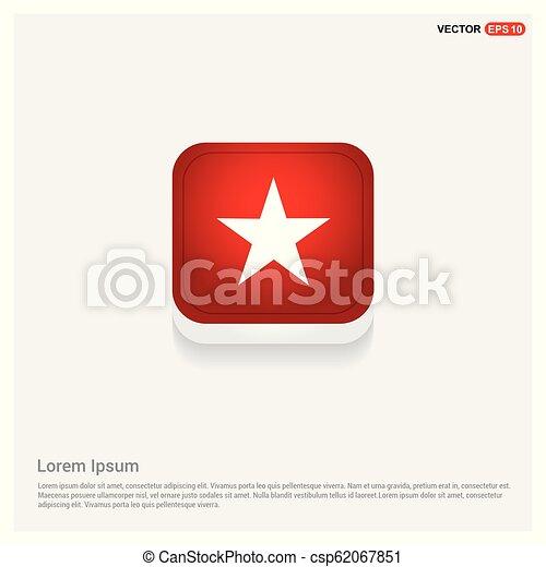 icono estrella - csp62067851