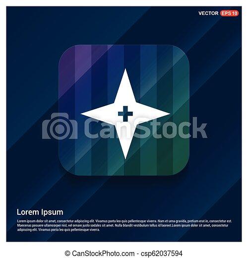 icono estrella - csp62037594
