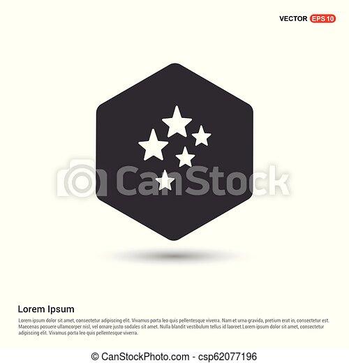 icono estrella - csp62077196