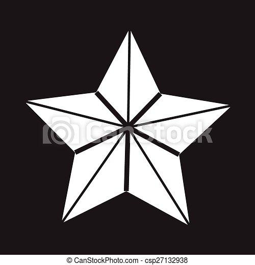 icono estrella - csp27132938