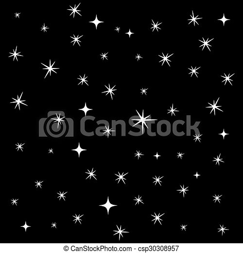 Fondo estelar - csp30308957