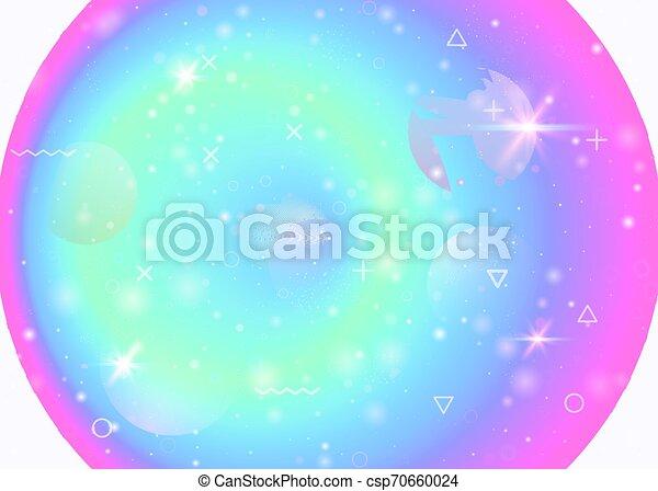 Cosmos fondo con formas de galaxias y universos y polvo de estrellas. - csp70660024
