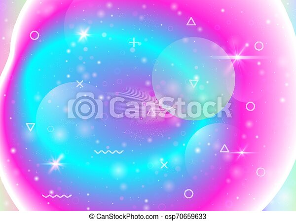 Trasfondo galáctico con cosmos y formas del universo y polvo de estrellas. - csp70659633