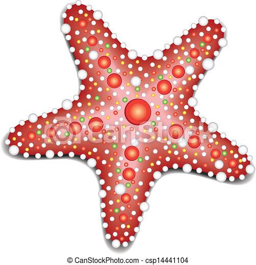 estrellas de mar - csp14441104