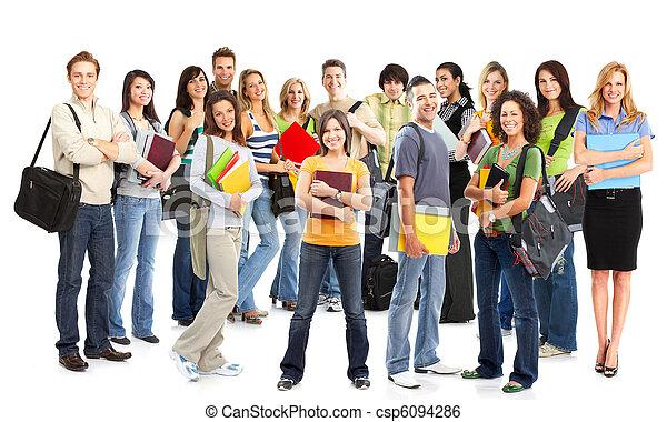 estudantes - csp6094286
