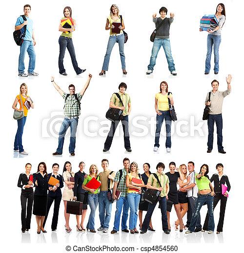 Estudiantes - csp4854560