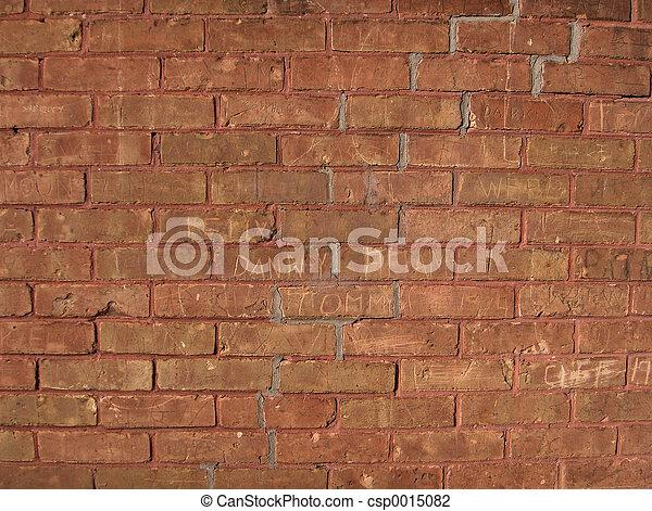 Etched Graffiti - csp0015082