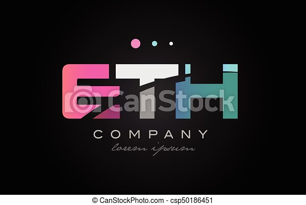 eth-e-t-h-three-letter-logo-icon-design-clipart-vector_csp50186451 Eth Letter Template on sample request, sample business, basic cover,