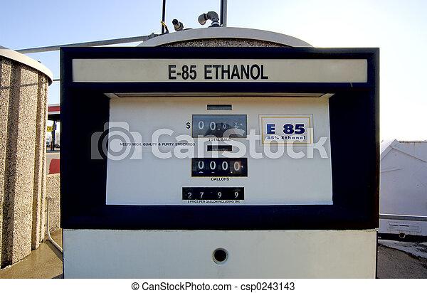 Ethanol Fuel Pump - csp0243143