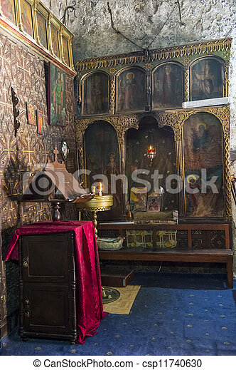 Ethiopian church - csp11740630
