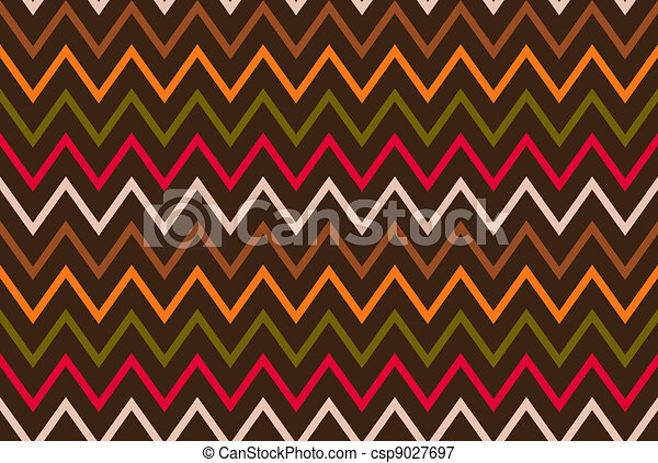 ethnic mexican seamless abstract pattern - csp9027697