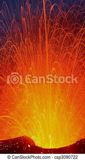 Etna Eruption - csp3090722