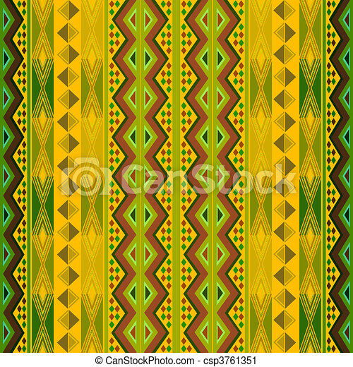 etnisk - csp3761351