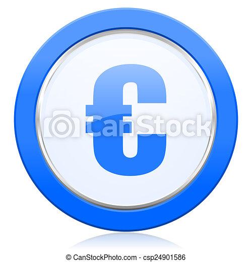 euro icon - csp24901586