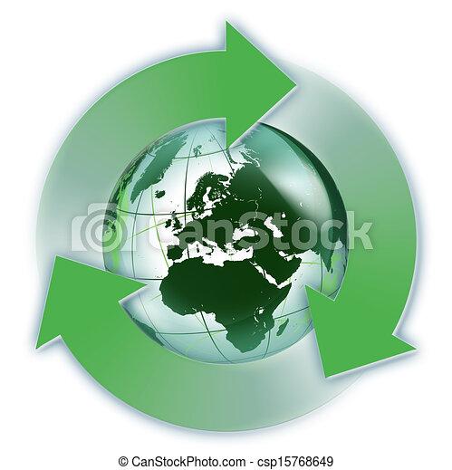europa, energie, vernieuwbaar - csp15768649