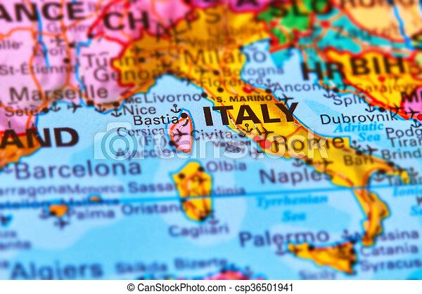 Karta Varlden Europa.Europa Karta Land Italien Europa Karta Land Varld Italien