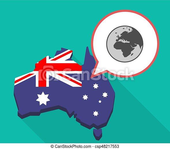 Carte Australie Sur Europe.Europe Carte Globe Australie Afrique Long Regions Asie Mondiale Ombre