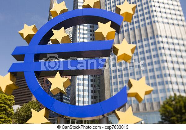 European central bank  - csp7633013