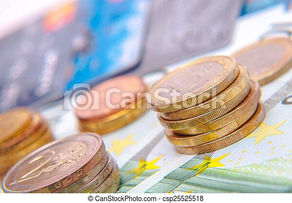 European currency - csp25525518