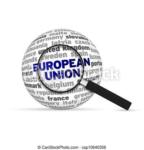 European Union - csp10640356