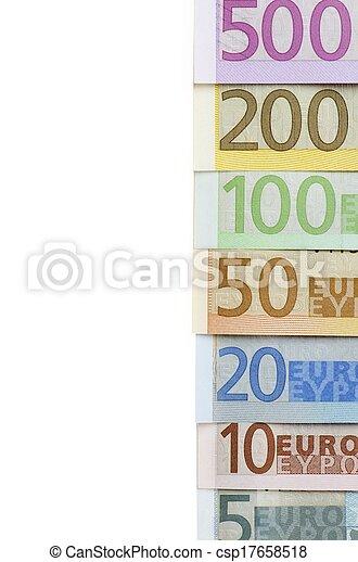 euros - csp17658518
