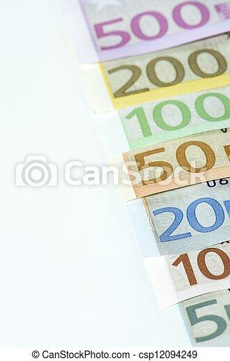 euros - csp12094249