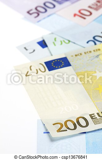 euros - csp13676841