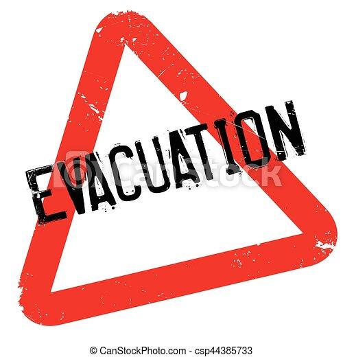 evacuation rubber stamp grunge design with dust scratches rh canstockphoto co uk evacuation clip art cartoons evacuation symbols clip art