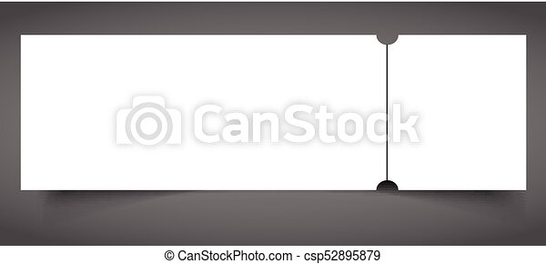 Event Concert Ticket Blank Mockup Template Concert Party Or