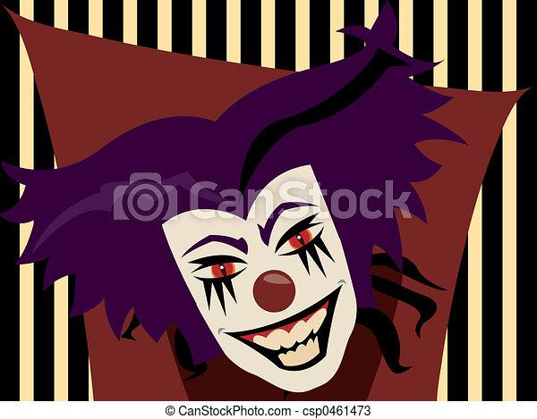 Evil Clown - csp0461473