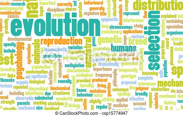 Evolución - csp15774947
