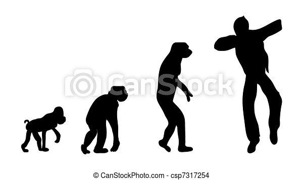 Evolución - csp7317254