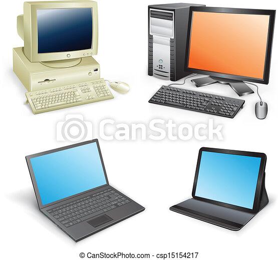 Computer-Entwicklung - csp15154217