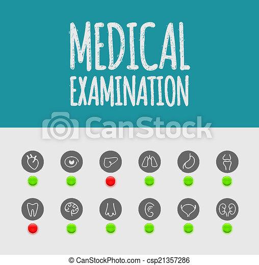 examen médical - csp21357286