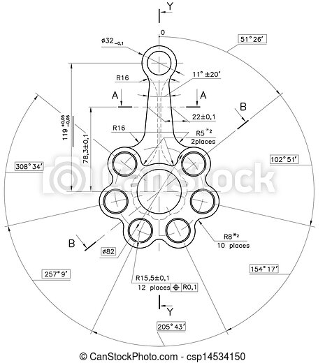 Example of industry document blueprint design drawings of example of industry document blueprint stock illustration malvernweather Choice Image
