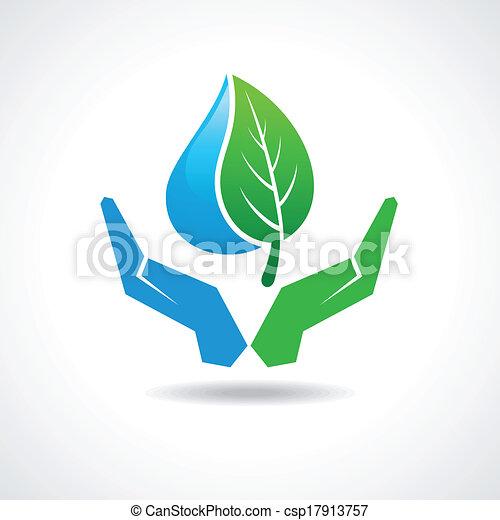 Guarda el concepto de la naturaleza - csp17913757