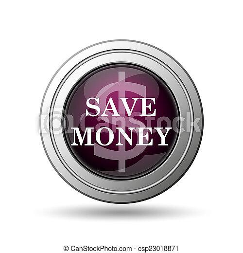 Ahorra dinero - csp23018871