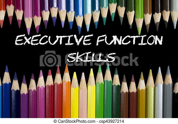 executive function skills - csp43927214